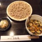 高岡早紀がよく行くお店!夏はゴマダレ蕎麦が人気がある西麻布の「千利庵(せんりあん)」