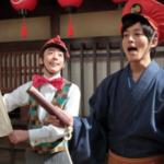 朝ドラ【わろてんか】第45回あらすじと視聴率20.9%!高橋一生と松坂桃李の相撲に視聴者が喜ぶ