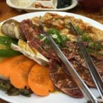 葵わかながよく行ったお店!韓国料理のお店「たまいち」