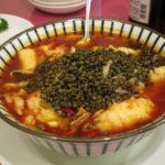 嵐にしやがれで紹介された!四川の魚の青山椒麻辣煮込み「京華樓(きょうかろう)」