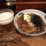 嵐にしやがれで紹介された!上野にある牛の力「東京牛丼」