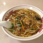 嵐にしやがれで紹介された!横浜の純中華料理店・紅花にある「生馬麺(サンマーメン)」